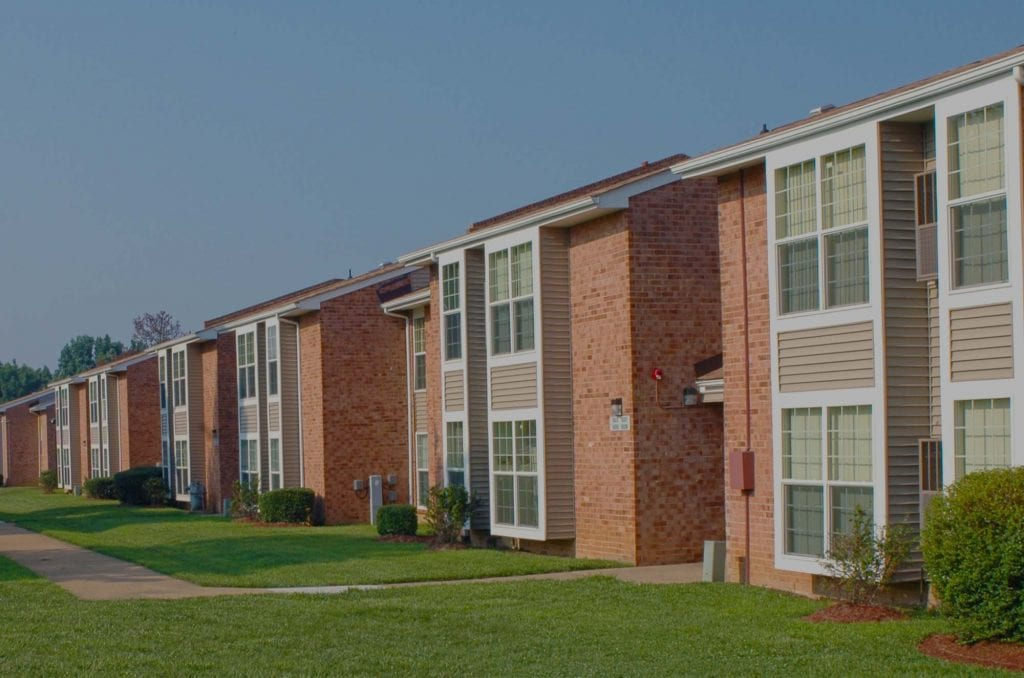 Smart video security networks at multi-family housing complex
