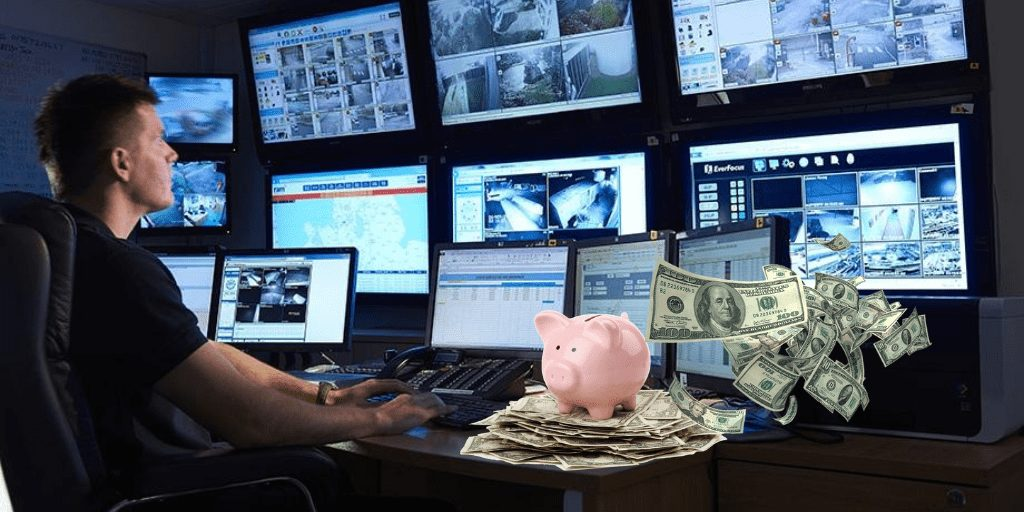 How a Modern Video Security System Cuts Costs